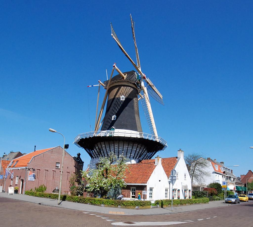 Wassenaar, a lively village behind the dunes!