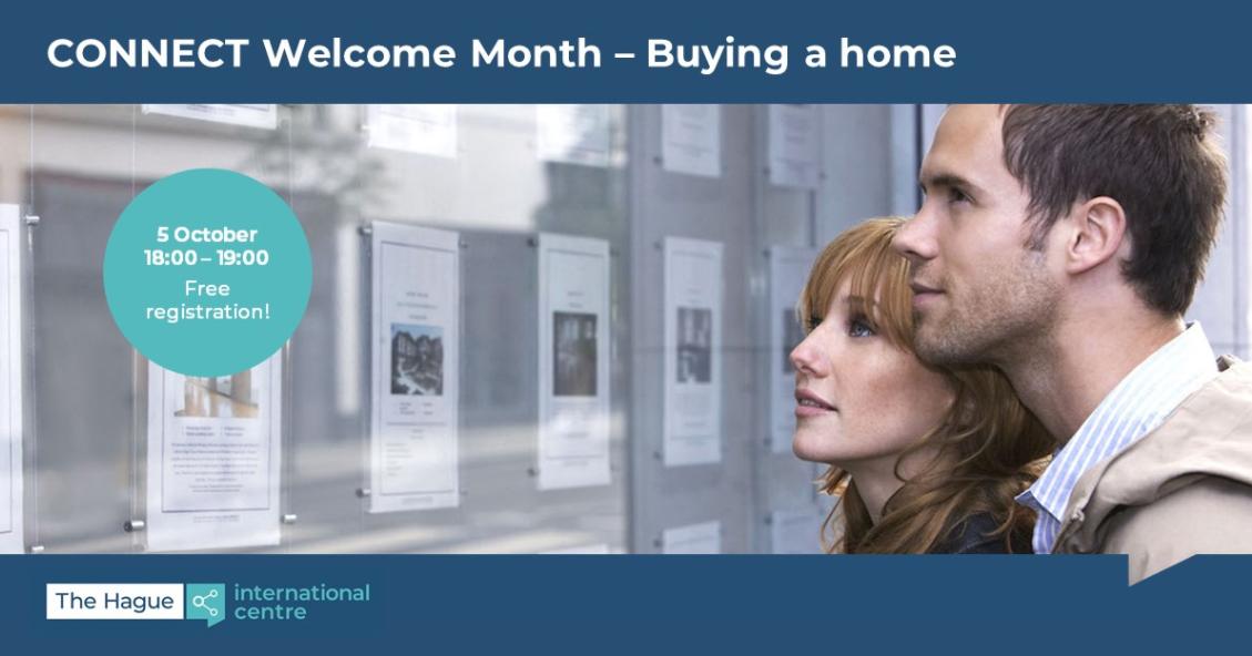 5 October 2021 | Buying a Home | Webinar | The Hague International Centre