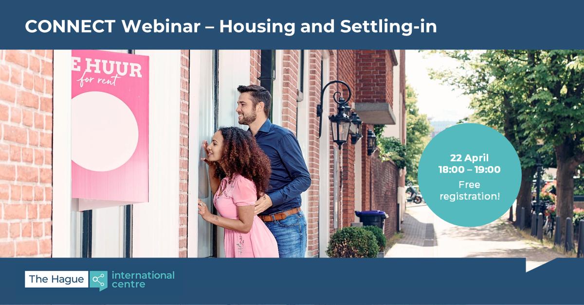 22 April 2021   Connect housing event The Hague Area