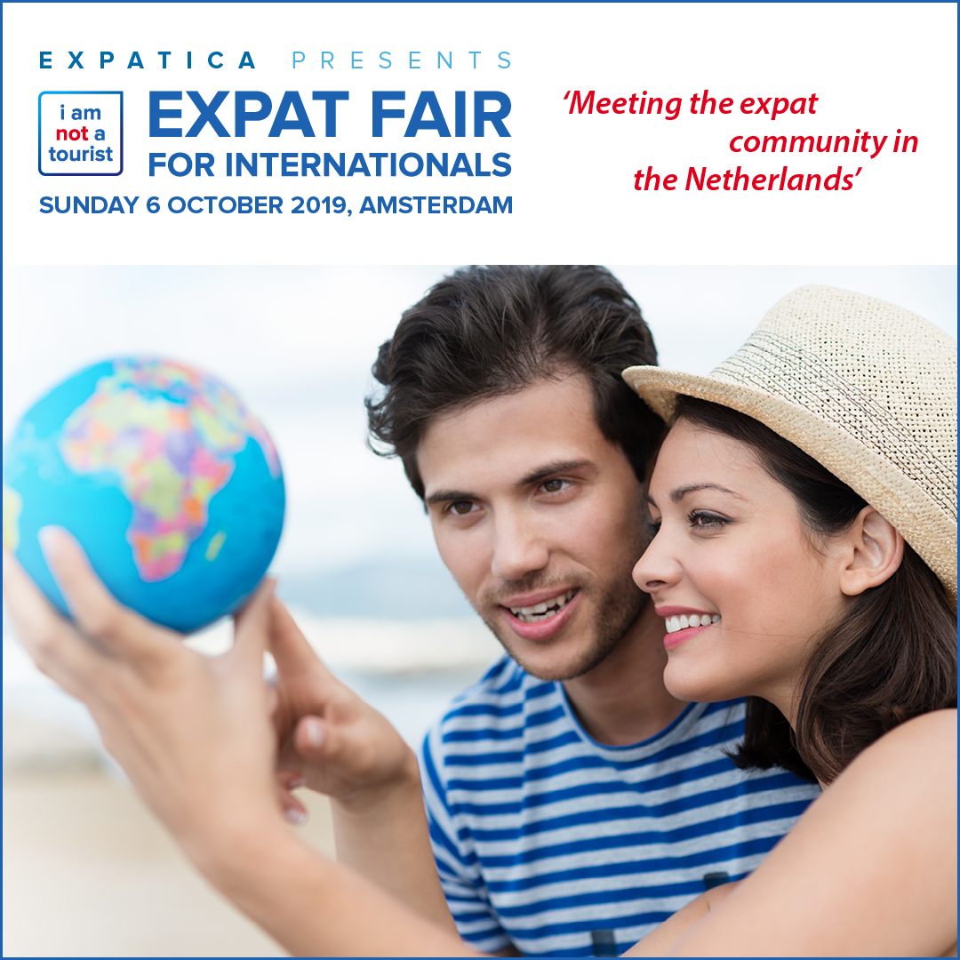I am not a tourist Expat Fair